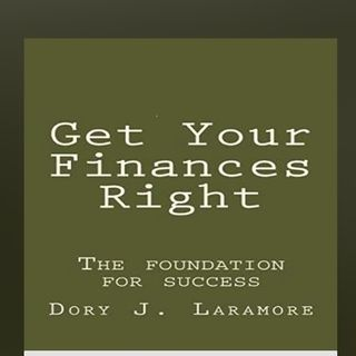 Get Your Finances Right(Audio Sample)