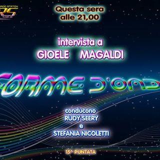Forme d'Onda - Gioele Magaldi -14-01-15