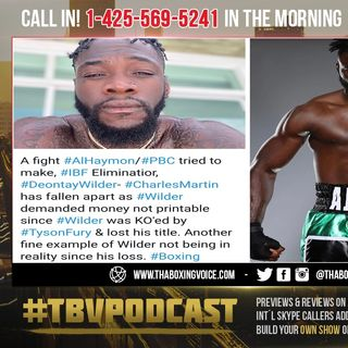 ☎️Deontay Wilder DISRESPECT Continues❗️My Reaction to Mark Breland😳Rick Glaser🧐Efe Ajagba😱