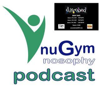 NuGym podcast ep 2 Disrobed