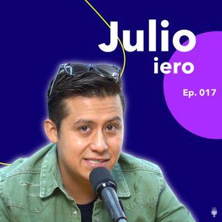 Ep. 017 El arte del Storytelling con Julio iero