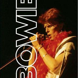 Marc Spitz tells tales on David Bowie!