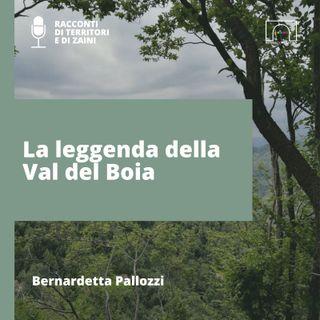 La leggenda della Val del Boia raccontata da Bernardetta Pallozzi