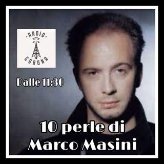 10 perle di MARCO MASINI - Max Fogli