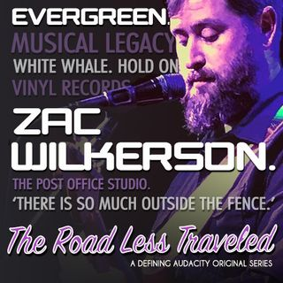 Zac Wilkerson: 'There is so much outside the fence'
