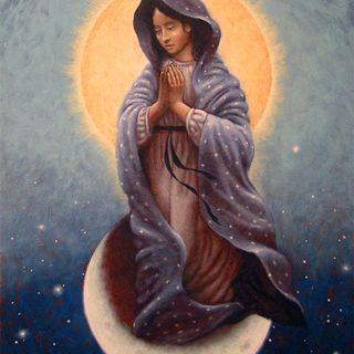 Moon Under Her Feet I