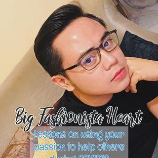 Episode 4: Big Fashionista Heart