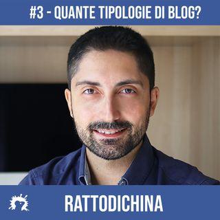 Quante tipologie di blog - #3