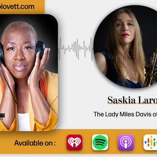 "Saskia Laroo The ""Lady Miles Davis of Europe"""
