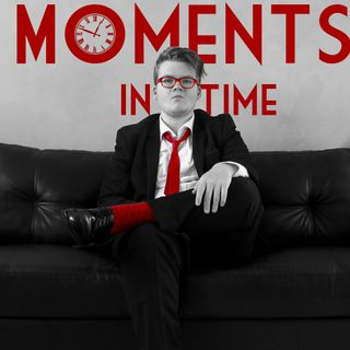 MOMENTS IN TIME - Josh Staley Interview