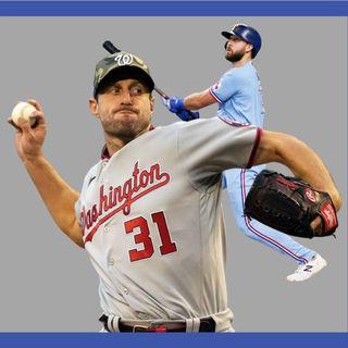 MLB: MAX SCHERZER y sus posibles destinos _ GALLO a los YANKEES