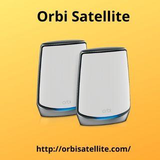 orbi satellite