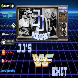 JJ: The JJ Dillon Podcast: JJ's WWF Exit