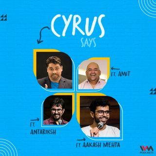 Cock & Bull feat. Aakash Mehta, Amit and Antariksh
