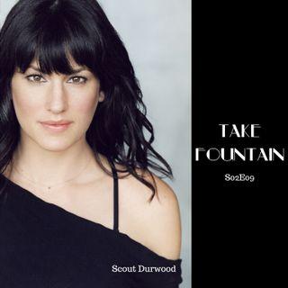 Scout Durwood - Comedian, Actor, Caberet Performer