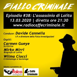 #38 Ep. | L'assassinio di Lolita