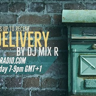 DJ Mix R - DNB Delivery