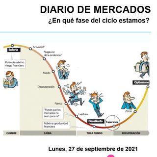 DIARIO DE MERCADOS Lunes 27 Sept