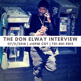 The Don Elway Interview.