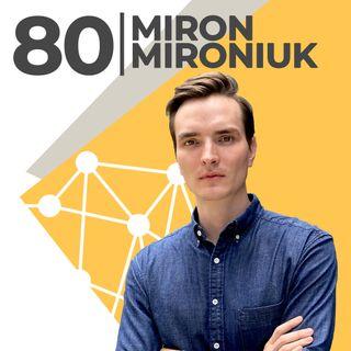 Miron Mironiuk-Polak, który podbija Chiny-$100M w cztery lata-COSMOSE