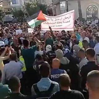 PALESTINA. Uccisione Nizar Banat, la protesta contro Abu Mazen continua