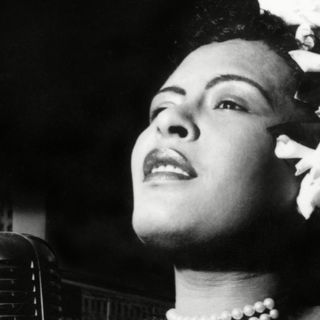 Part 2 Celebrating Black History Month - Women of Color- Billie Holiday (Lady Sings The Blues) Lady Day