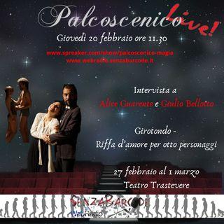 Girotondo - Riffa d'amore! Live sul nostro Palcoscenico