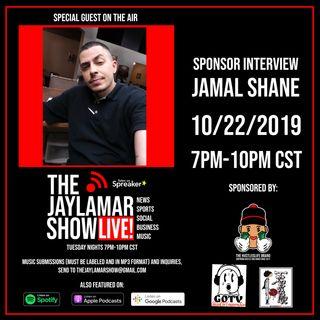Jamal Shane Interview, Episode 8