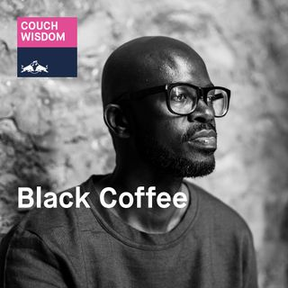South African House Music Master Black Coffee