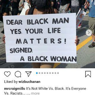 Black Lives Matter❤