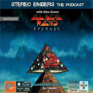 Stereo Embers The Podcast_: Martin Kennedy (All India Radio, Pray TV)