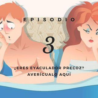 #2 ¿Eres o no eres un eyaculador precoz? Averígualo aquí en la tercera entrega de Sexo Solo Para Caballeros Mitos y Realidades