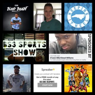 "BS3 Sports Show - ""Welcome to the Kawhi Sweepstakes"""