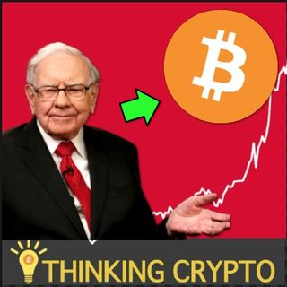 Warren Buffett Capitulates..Buys Gold.. Bitcoin Next? - Grayscale Record Breaking Crypto Investment Week