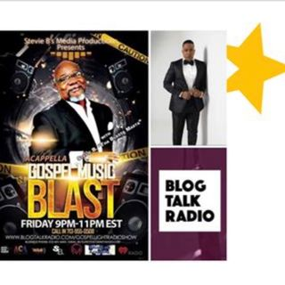 Stevie B. A Cappella Gospel Music Blast - (Episode 201)