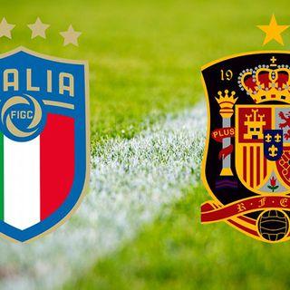 Italia-Spagna, Semifinale