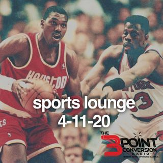 The 3 Point Conversion Sports Lounge- NBA 90s  (Overrated Or Not), Charlie Batch Interview, Best Boxing Movie
