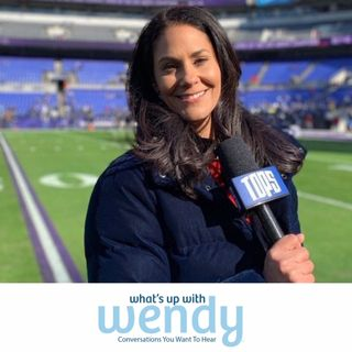 Tracy Wolfson, CBS Sports Broadcaster