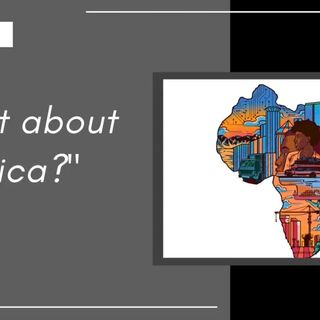 [ HTJ Podcast ] What about Africa?