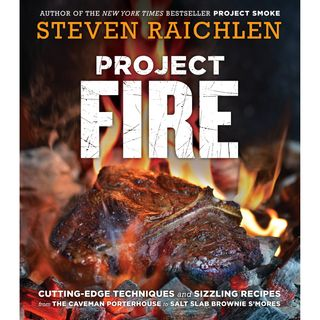 Steven Raichlem Releases Project Fire