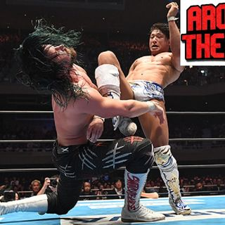 ATR 211: NJPW G1 preview. Top 15 wrestlers of All Time.