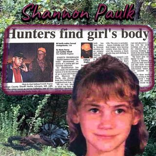 Series 1 Shannon Paulk: We Found Shannon (Ep 4)