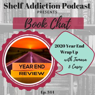 2020 Year End Wrap Up & Bookish Gift Ideas | Book Chat