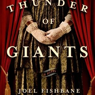 The Thunder of Giants is a first novel!