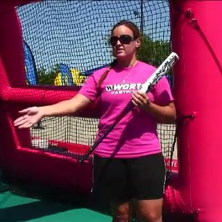 Episode 169 - Hitting Drills - Samantha Ricketts
