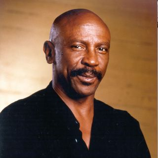 Louis Gossett Jr From The Movie Supervised