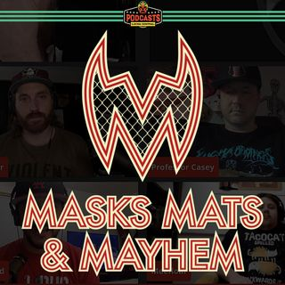 Ep 151 - Rey Fenix Wall of Shame, Outlaw Still hates Sting, AEW Impresses