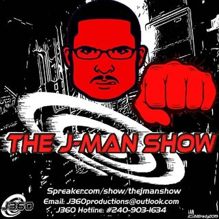 Ep#105: Comedy Isn't Dead - The J-Man Show