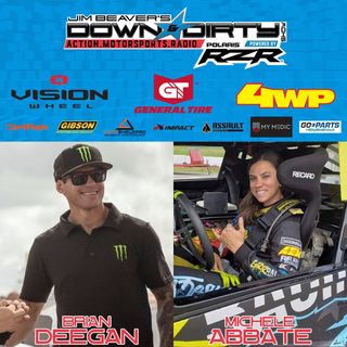 #382 – Brian Deegan & Michele Abbate On Air!