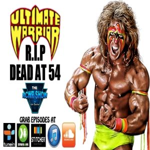 Ultimate Warrior Dead At 54! 4-9-14